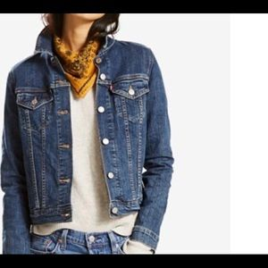 Levi's Jean Jacket, NWT